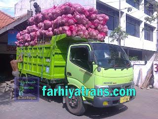 kirim truk colt diesel muatan