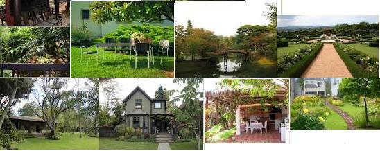 Fotos de jardin diferentes jardines de casas for Diferentes jardines