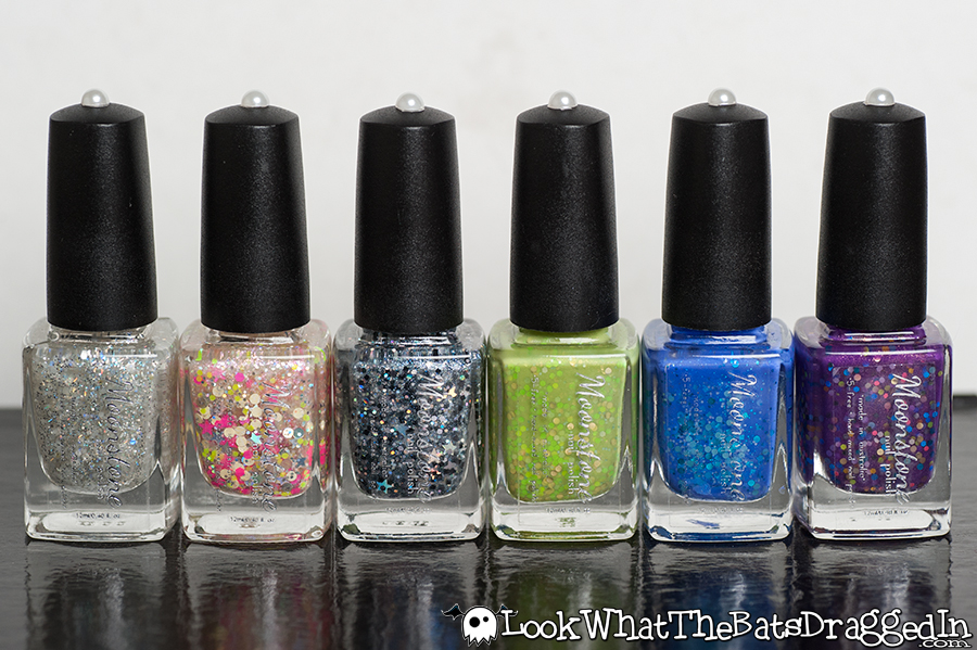 Moonstone Nail Polish Magic Treats collection based from Harry Potter