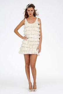 4 Você casaria de vestido curto?!?