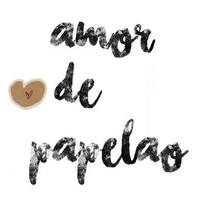 AMOR DE PAPELÃO