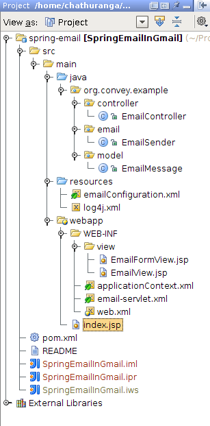 Being Compiled Send Email In Spring 3 Spring Mvc With Gmail
