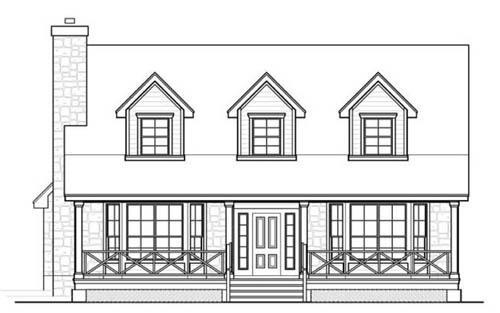 Fachadas de casa para dibujar imagui - Casas tipo americano ...
