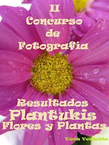 Ganadores Concurso Flores y Plantas