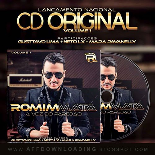 Romim Mata – Vol. 01 – Promocional – 2015