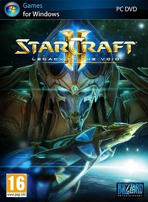 StarCraft II Legacy of the Void-RELOADED
