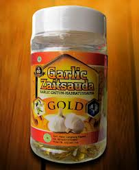 Garlic ZaitSauda