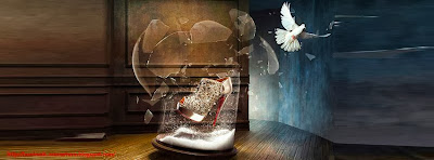 Photo de couverture facebook louboutin