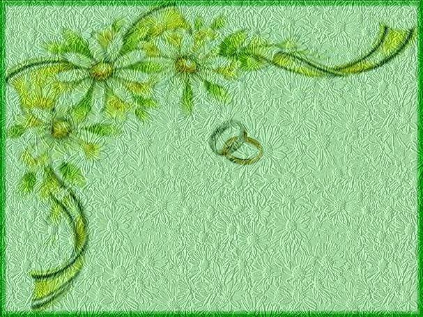 Modelos De Fundos Para Convites De Casamento