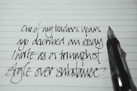 script cursive writing