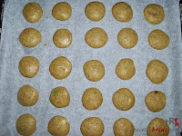 Cookies de lacasitos-formando las cookies