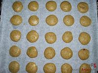 Cookies de lacasitos-formando las cookies