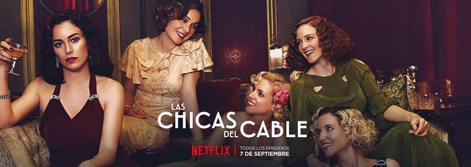 Las Chicas del Cable Capitulo 1 Temporada 3 completo