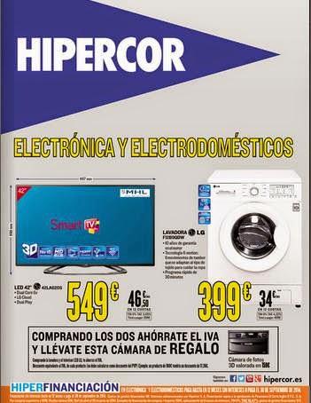 catalogo hipercor electro abril 2014