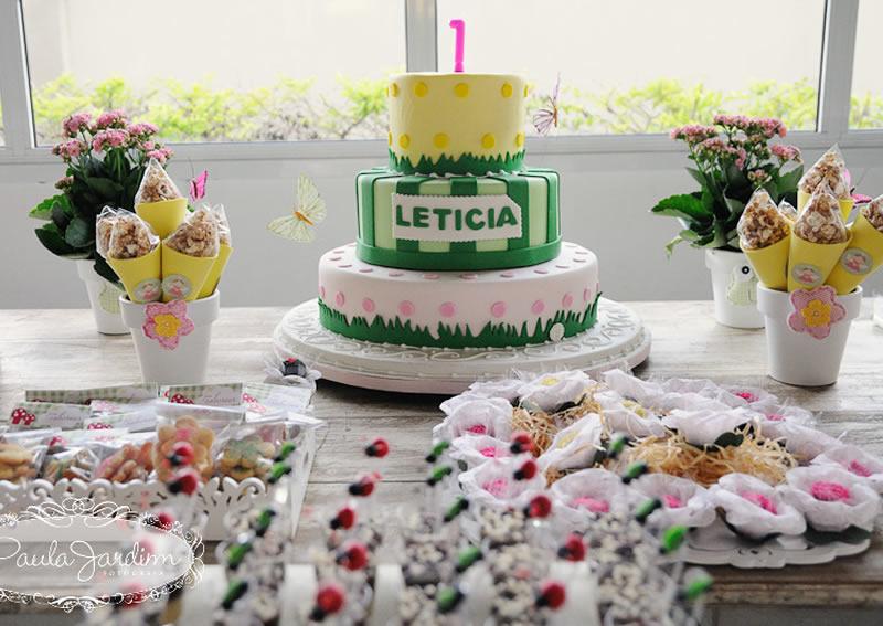 Ideas De Decoracion Para Fiestas Infantiles ~ fiesta de cumplea?os que era desde la torta hasta los envoltorios de