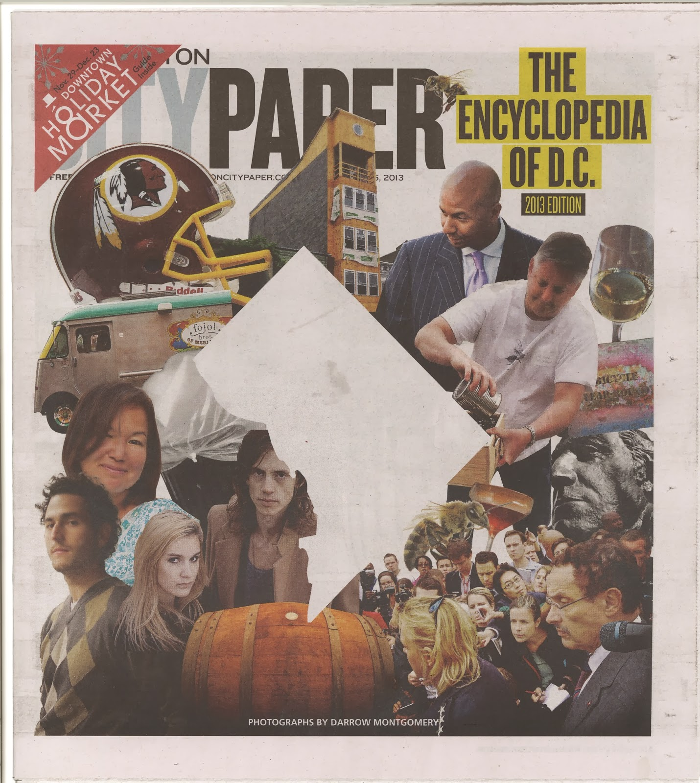 washington city paper Local paper suppliers on keeping up with the rising demand for paper straws  following plastic  mediocre washington nfl team receives mediocre forecast.