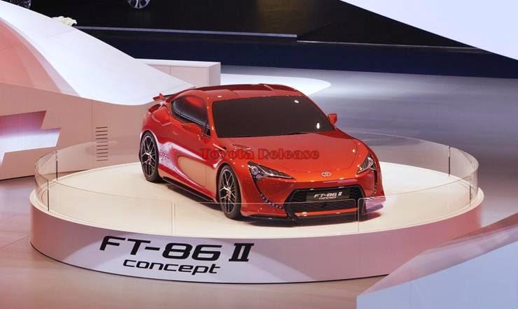 2015 FT-86 II Concept Price