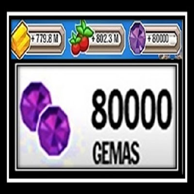 HACK 80000 GEMAS DRAGON CITY