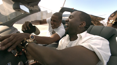 Otis video by Jay-Z and Kanye West