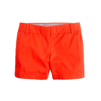 J.Crew Neon Red | The Terrier and Lobster