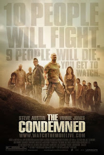 The Condemned 2007 Hindi Dual Audio BluRay | 720p | 480p