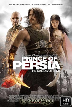 El Principe de Persia: Las Arenas del Tiempo [1080p] [Latino-Ingles] [MEGA]