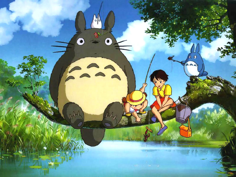 Totoro's movie