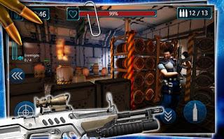 Battlefield Combat Nova Nation [MOD] - andromodx