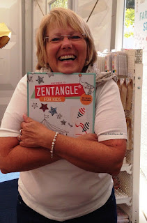 Erscheinungstag 10.9.2015: Zentangle für Kids, Beate Winkler