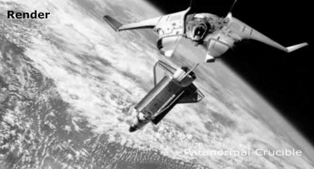 """astro2 - VI A UN EXTRANJERO HABLAR CON DOS ASTRONAUTAS,"""" DECLARACIONES DE UN EX EMPLEADO DE LA NASA"""""""