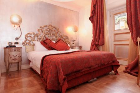 Dormitorio rom ntico dormitorios con estilo - Camas estilo romantico ...