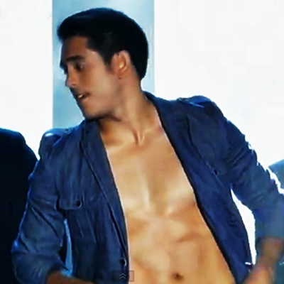 Gerald Anderson hot birthday number on ASAP 19 (March 9)