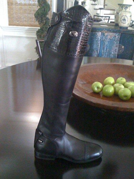 Equestri LifeStyle: Riding Boots: Custom & Non Custom