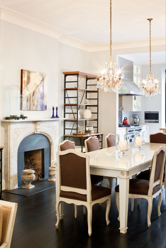 Elegant Abode: eclectic design