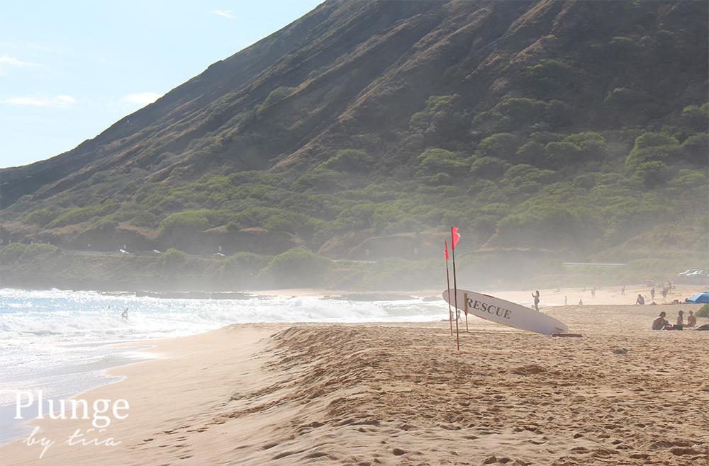 Sandy Beach, Oahu, Waikiki