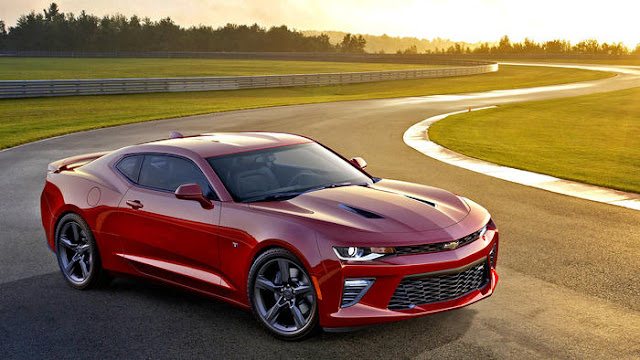 The 2016 Camaro Will Be Available To Order Starting August 13th