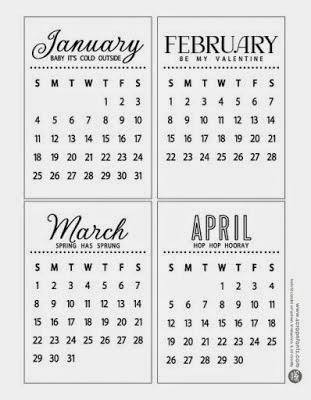 http://snfontaholic.blogspot.com/2015/01/freebie-friday-2015-mini-calendar.html