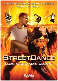 Street Dance Duas Vezes Mais Quente DVDRip Dual Áudio