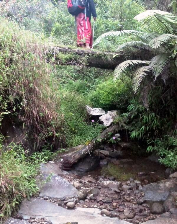 sungai 1, sumbing via kaliangkrik,mangli