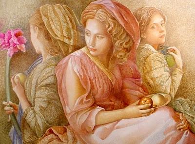 mujeres-pinturas