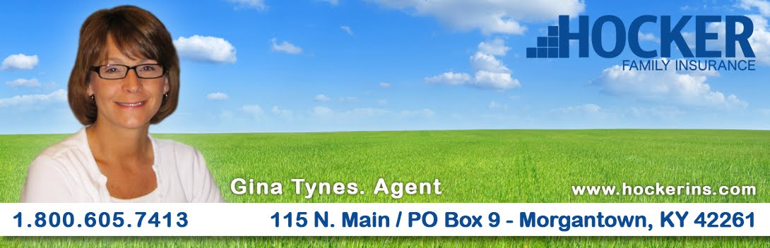 Gina Tynes - Hocker Insurance