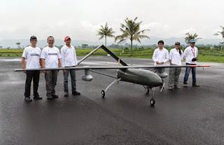Hanya dalam Enam Bulan, Kalahkan Drone Wulung