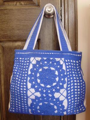 Вяжем крючком Большая летняя сумка мастер классВяжем крючком Большая летняя сумка мастер класс Источник: Babyblog.