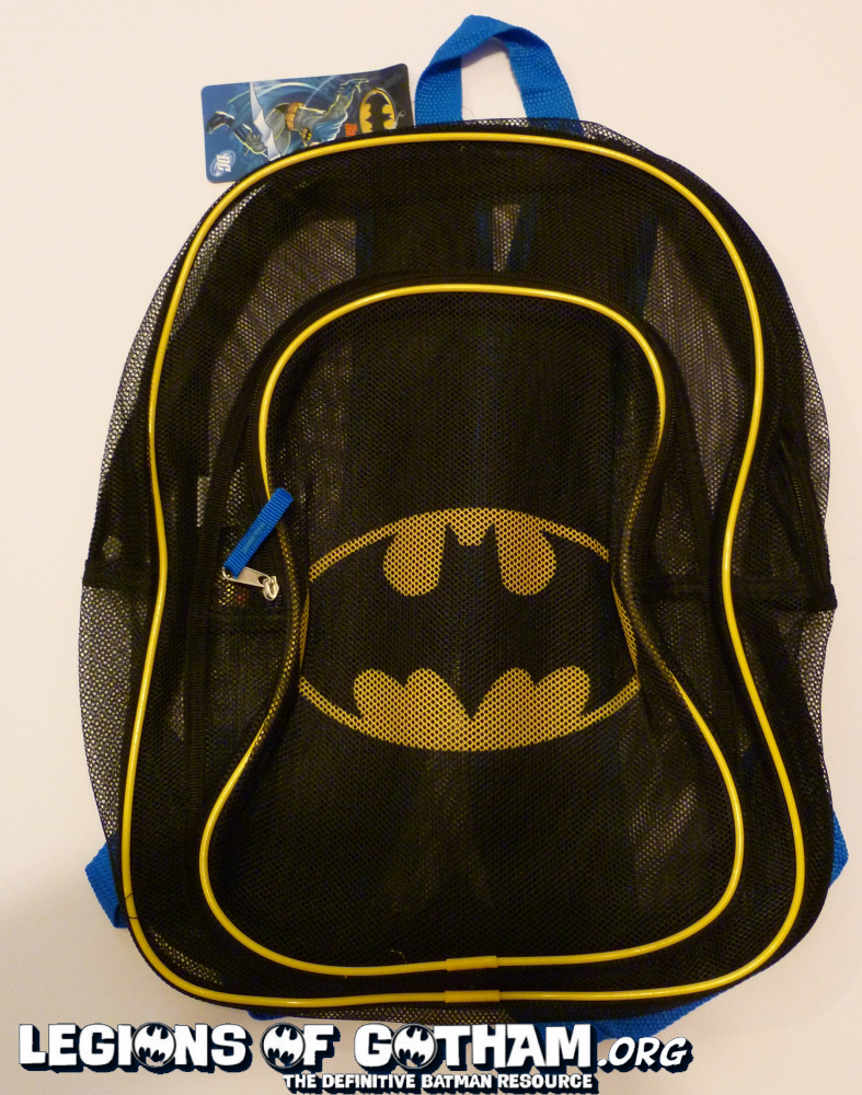 5d5047e5111e New Batman Backpack at Walmart