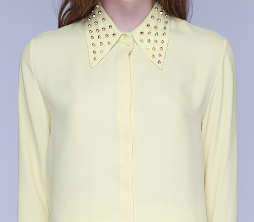 Studded Rocking Blouse