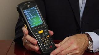Motorola MC959B rugged mobile computer debuts