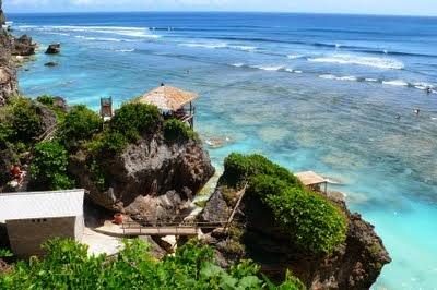 Bali verland Tour 4 hari 3 malam - Ulu Watu