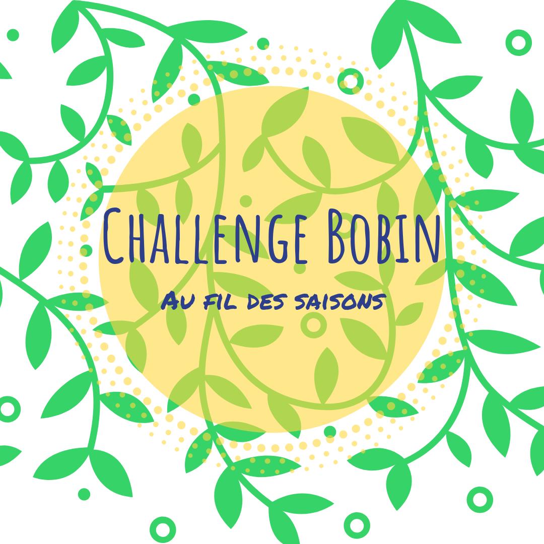 Yuko et moi organisons un challenge Bobin