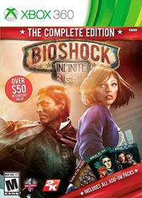 Bioshock Infinite Complete Edition (solo los contenidos adicionales, requieren el juego)
