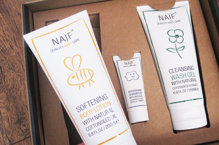 NAIF The Bubbles Gift Set review